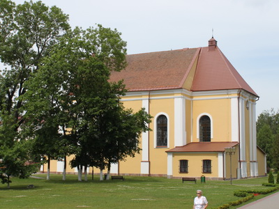 Lida, main catholic church
