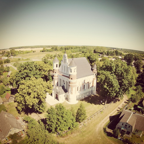 murovanka church belarus package tour