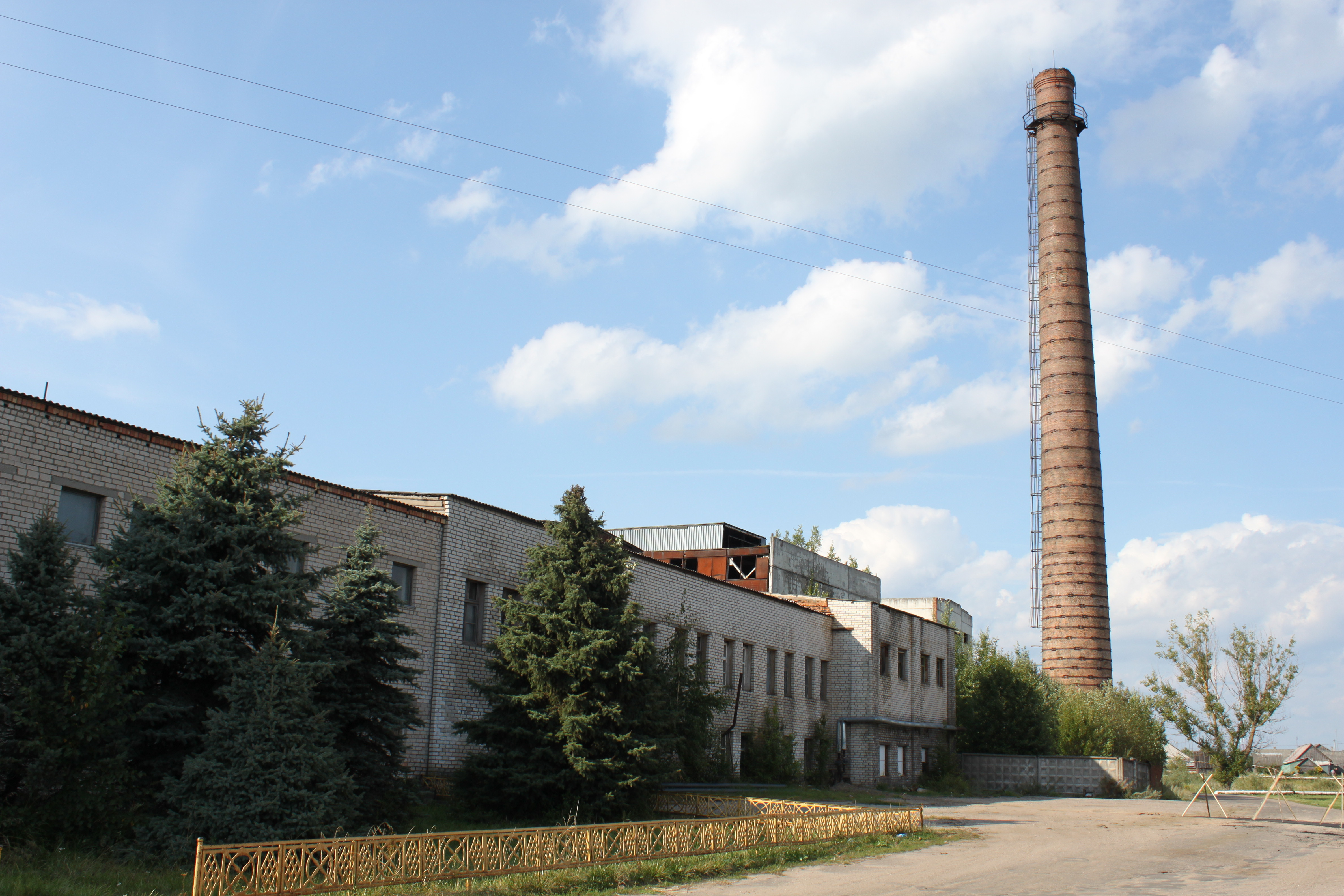 zalesye glass factory