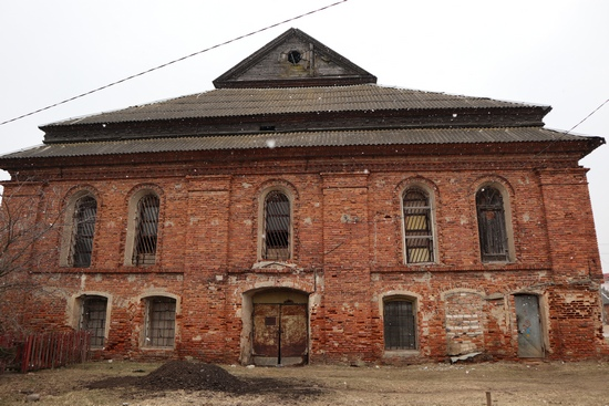 Oszmyana synagogue