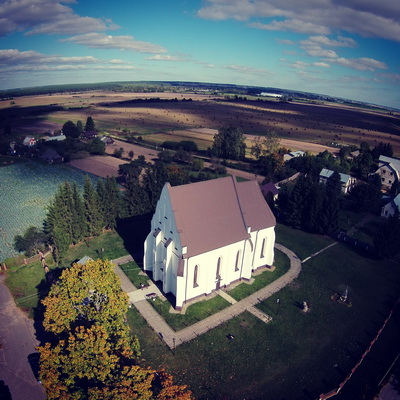 Ishkold fortified church, belarus tour package