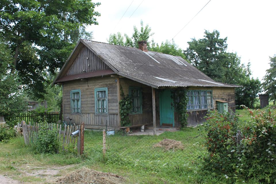 belarus ancestry tours village wooden house